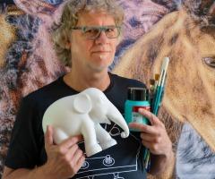 Workshop olifant schilderen