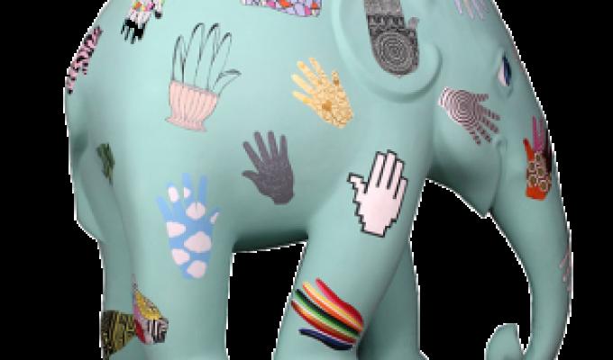 Elephant Parade Erve Kraesgenberg