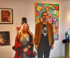 Kunst beschouwen bij Galerie Zippora Meijer