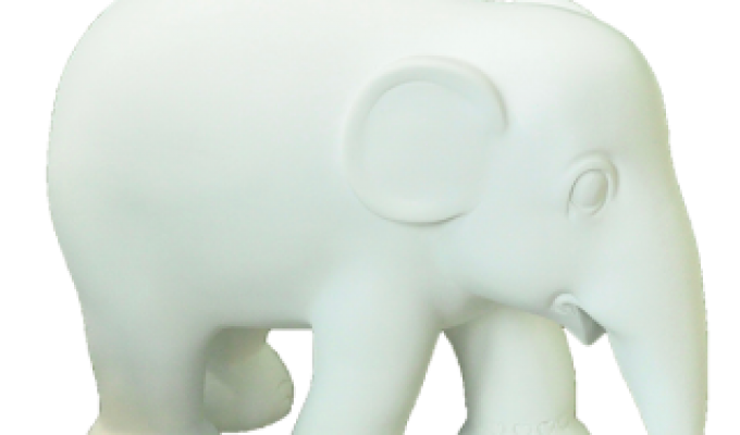 Elephant Parade op de Losserhof