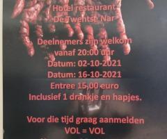 Horror Doolhof (16+)