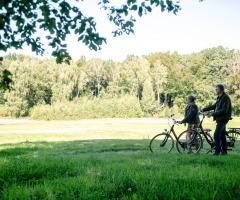 Tourist info Landleven fietstocht