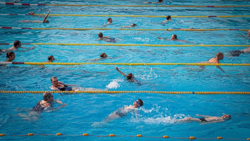 Zwem4daagse in het teken van de Maarten van der Weijden Foundation!