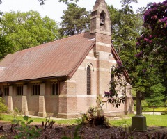 St. Mary's Chapel Weldam