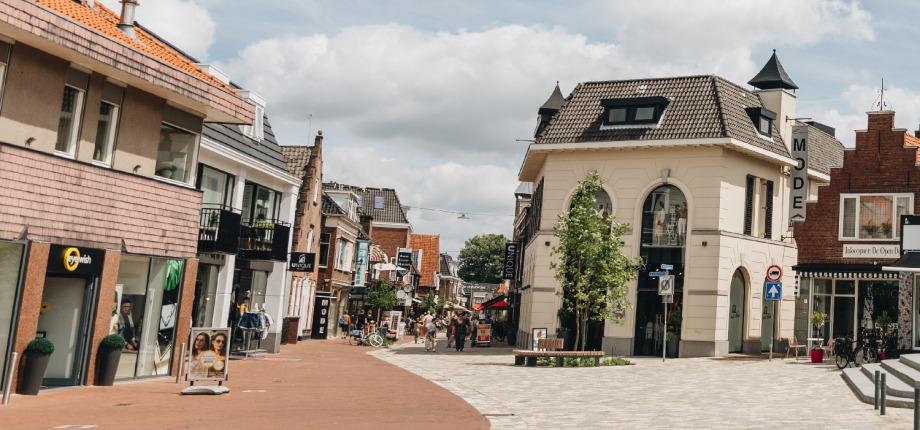 Centrum van Rijssen