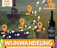 Pelle's Wijnwandeling