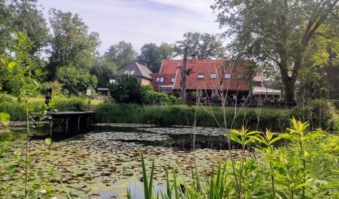 Het Hulsbeek in Oldenzaal: unieke parkachtige omgeving