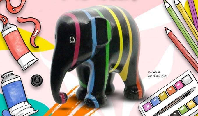 Doe-tips Elephant Parade Twente