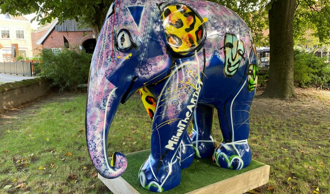 Elephant Parade Centrum Losser