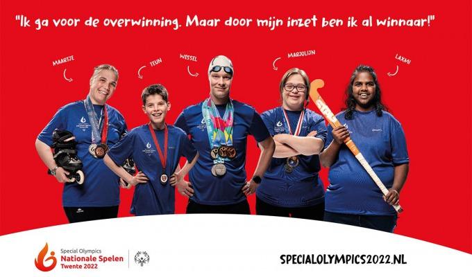Special Olympics Twente: Speelstad Haaksbergen in de spotlights