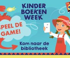 QR-Code Beroepenspel Kinderboekenweek 2021