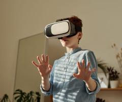 Makerplaats activiteit: Ontdek Minecraft in VR