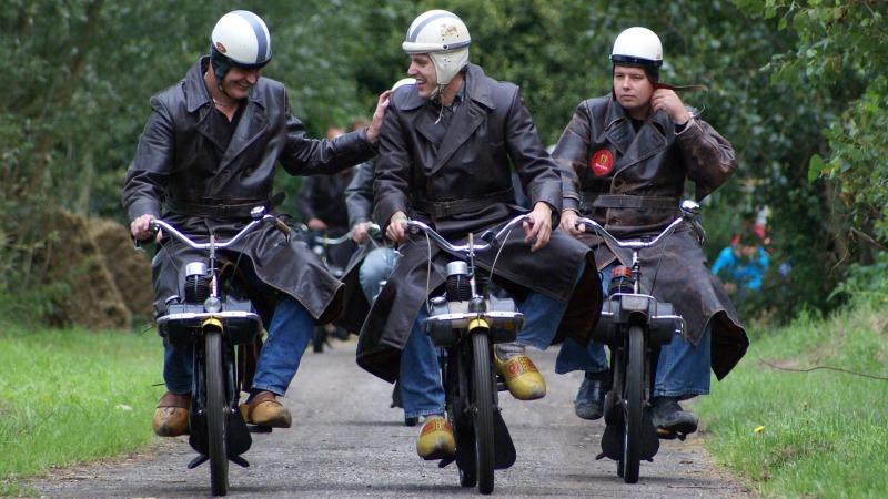 Solex / Scooter / Tuktuk / Tandem - 't Twents Kwartiertje