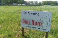 Mini Camping Den Aom