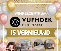 Openingsfeest Winkelcentrum de Vijfhoek