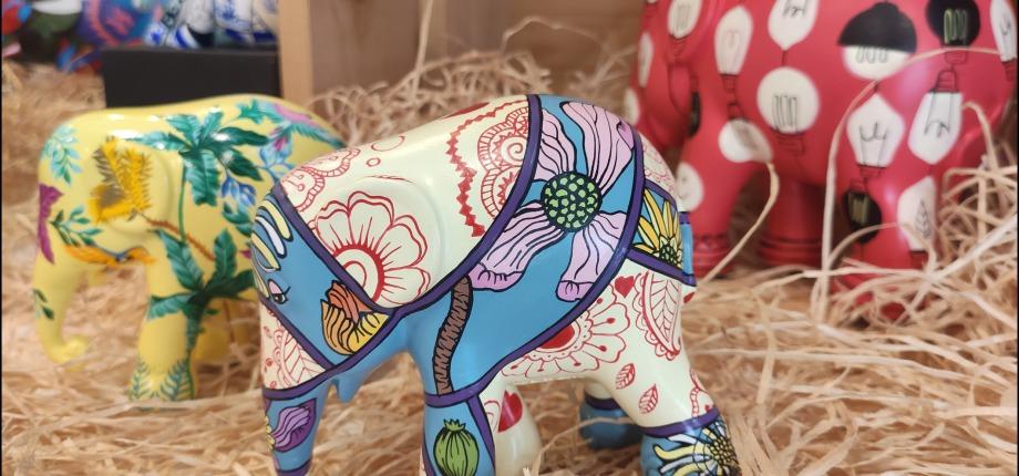 olifantjes uit de (web)shop