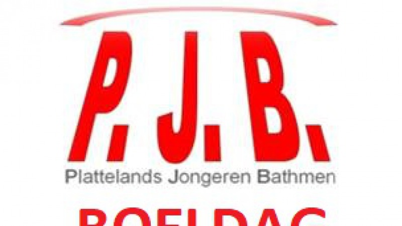 PJB BOELDAG BATHMEN (OPHAALDAG 16 OKTOBER)
