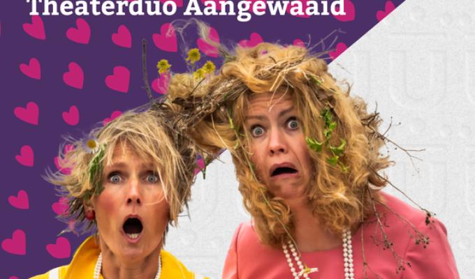 Theaterduo Aangewaaid: Nieuwe kleren!