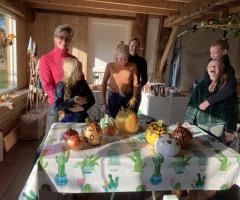 Open dag Kitsch en Koekjes op de boerderij!