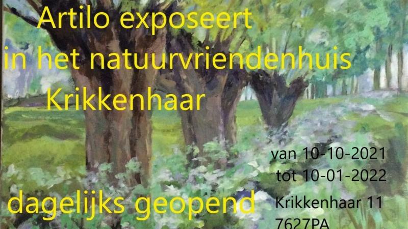 Expositie Krikkenhaar