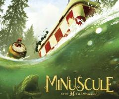 Film: Minuscule en de mierenvallei (6+)