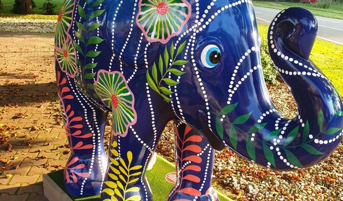 Op pad voor Happen & Tuffen met de Elephant Parade