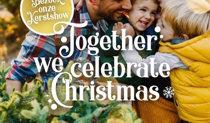 Kerstshow tuincentrum Wolters Overdinkel