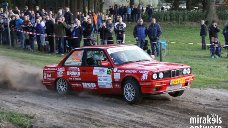 Hellendoorn Rally - Proef Almelo