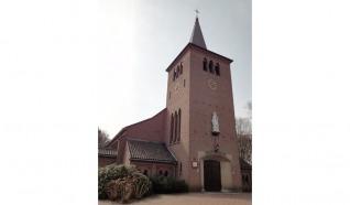 RK Kerk Onbevlekt Hart van Maria te Fleringen