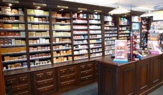 Buchhandel und Zigarrenspezialist Jos Brummelhuis