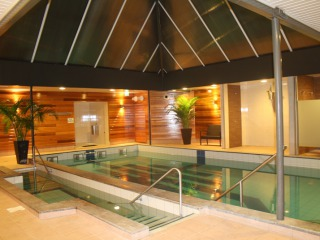 All-in dagarrangement bij Sauna Keizer