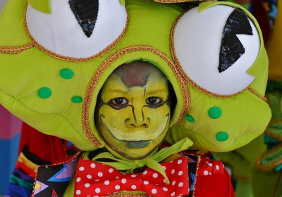 Kinder Carnaval in Denekamp