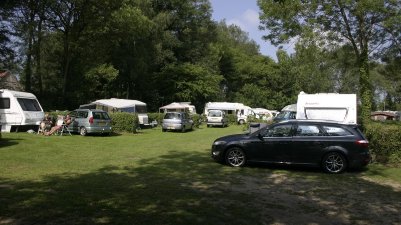 Camping - Vakantiehuisjes  Kuiperberg Ootmarsum