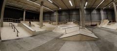 De Fabriek Skatepark