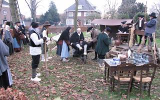 AFGELAST AFGELAST Historisch Schouwspel + Wintermarkt AFGELAST AFGELAST