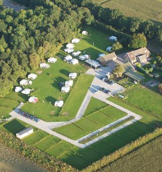 Mini-camping Bij de Schaapskooi
