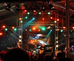 Nieuwjaarsparty met sixtiescoverband 'Beatline'