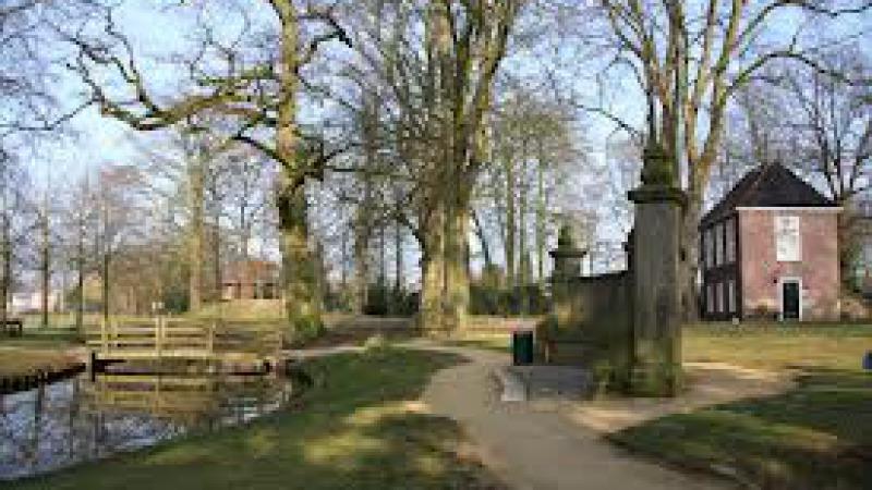 Stadspark Engels` Tuin
