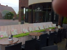 Eetkamer-Grand Café Het Podium