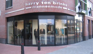 Harry ten Brinke mannenmode