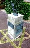 Monument Joods monument 2 in de Vledderstraat