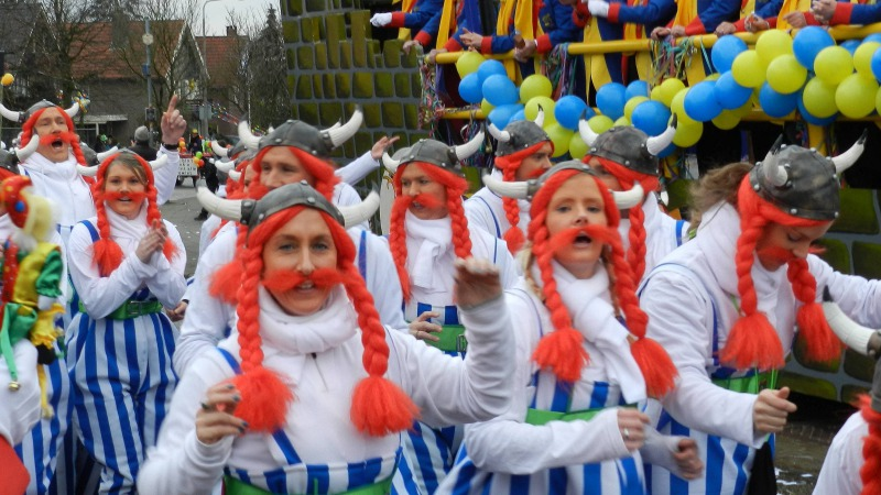 Karnevalsumzug Ootmarsum