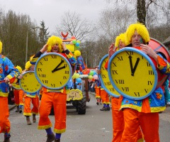Grote Losserse Carnavalsoptocht