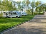 Camper pitches