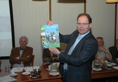 VVV Magazine Hof van Twente 2014 is gepresenteerd!