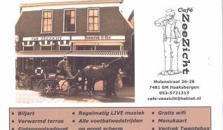 Café Zeezicht