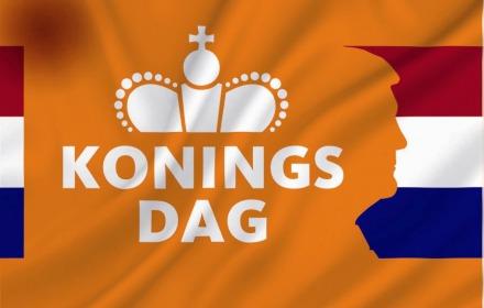 Koningsdag Nijverdal met wederom de GROOTSE  Nijverdalse Vrijmarkt!