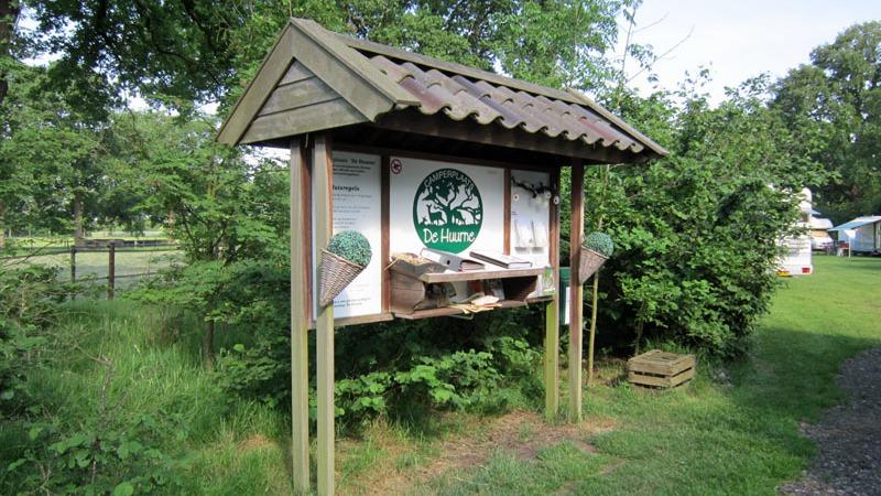 Camperplaats De Huurne