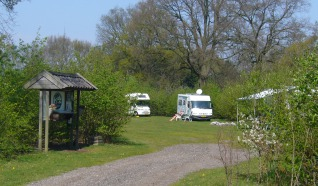 Camperplaats De Huurne