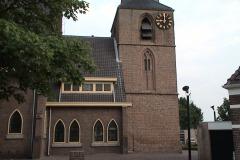Kerktoren Dorpskerk